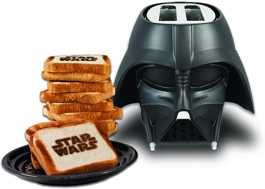 NK Tostadora Star Wars Darth Vader 2 rebanadas